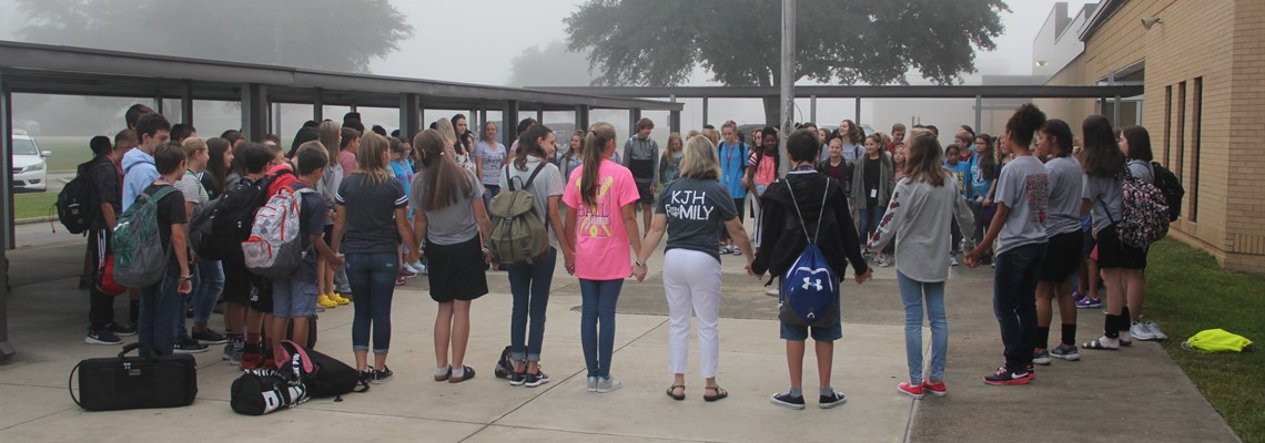 Students leading at SYATP