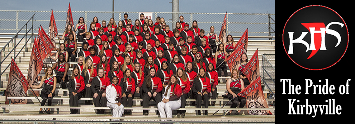 2019-2020 Pride of Kirbyville Band