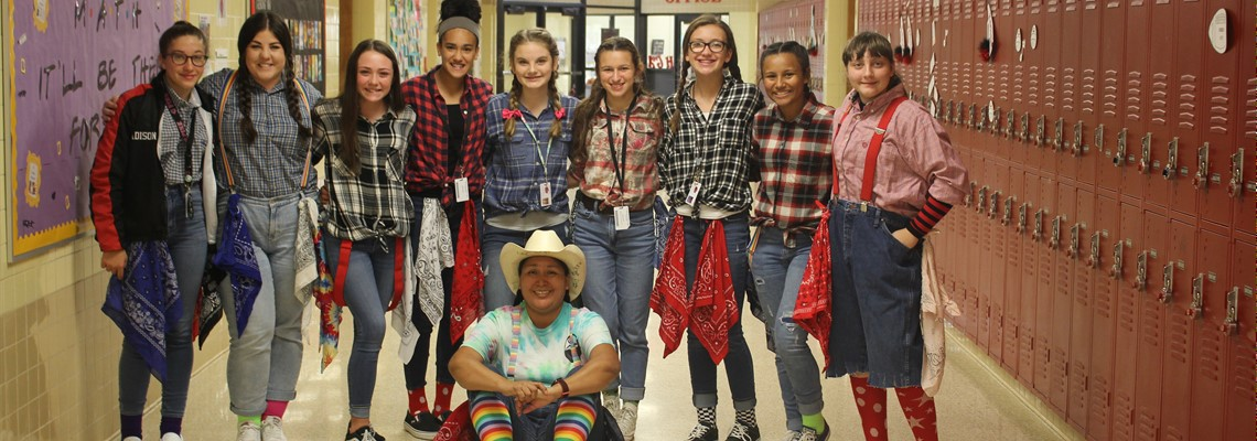 Rodeo Clowns - HOCO 2019